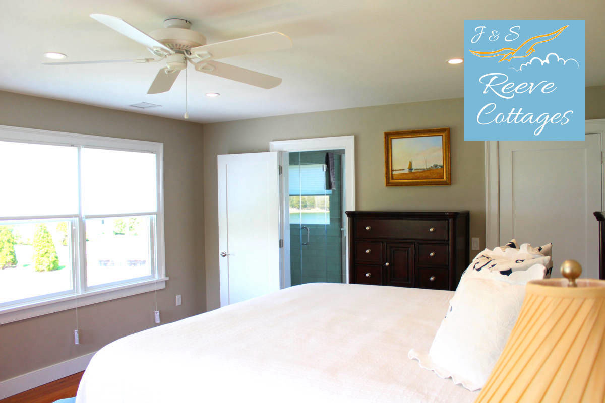 Shared Modern Waterfront Vacation Rental Suite 2 Bedroom