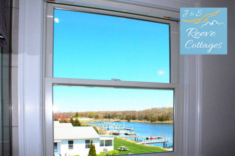 Shared Modern Waterfront Vacation Rental Suite 2 Second Floor View