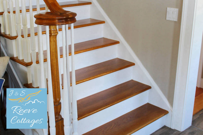 Shared Modern Waterfront Vacation Rental Suite 2 Stairs to 2nd Floor